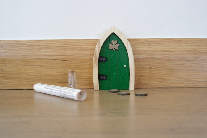Irish Fair Door Review | Waiting For A Fairy http://oddhogg.com