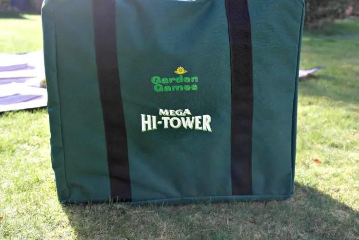 Mega Hi-Tower Review | Storage Bag http://oddhogg.com