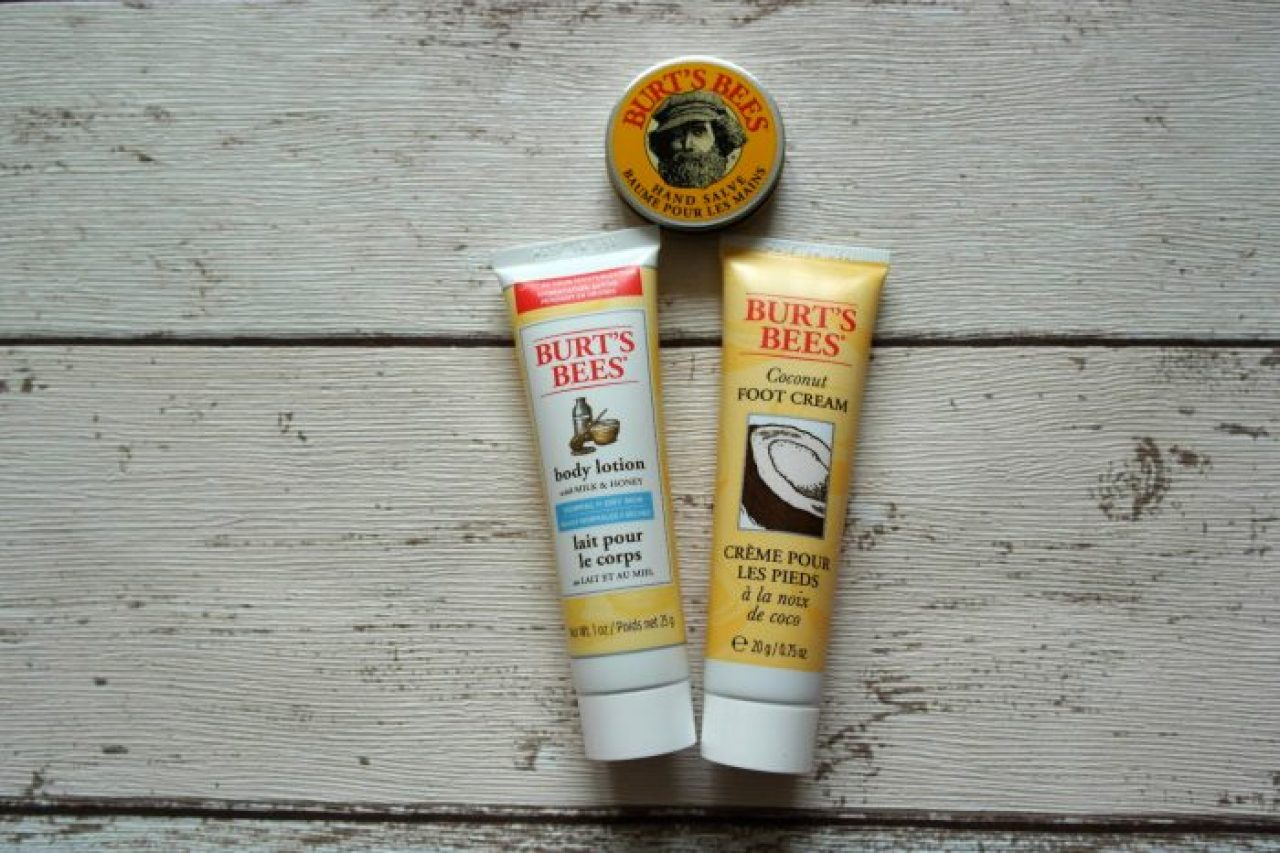 Burt's Bees Essential Body Kit Review | Body Creams http://oddhogg.com