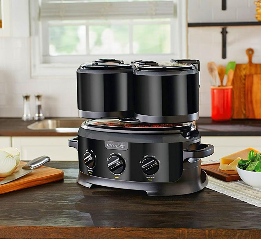kitchen crock kidde fire extinguisher 2 story pot lets you cook more food in a smaller area cooking with is awesome when slow meat one it comes out so tender and juicy that if do right we re talking restaurant