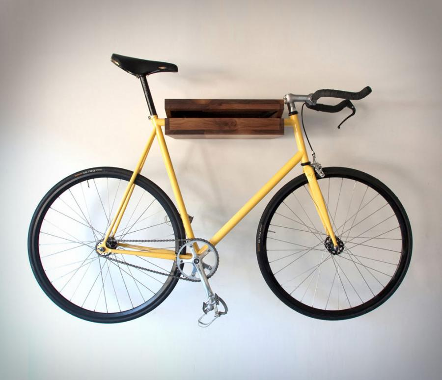 Urban Bike Holder Shelf