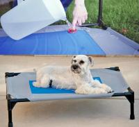 Cooling Outdoor Dog Bed Stores Cold Water To Keep Your ...