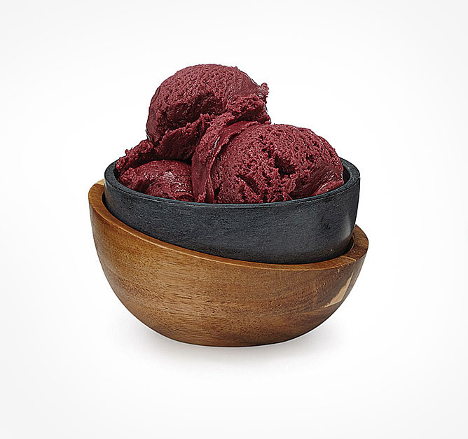 Soapstone Double Layered IceCream Bowl Koozie