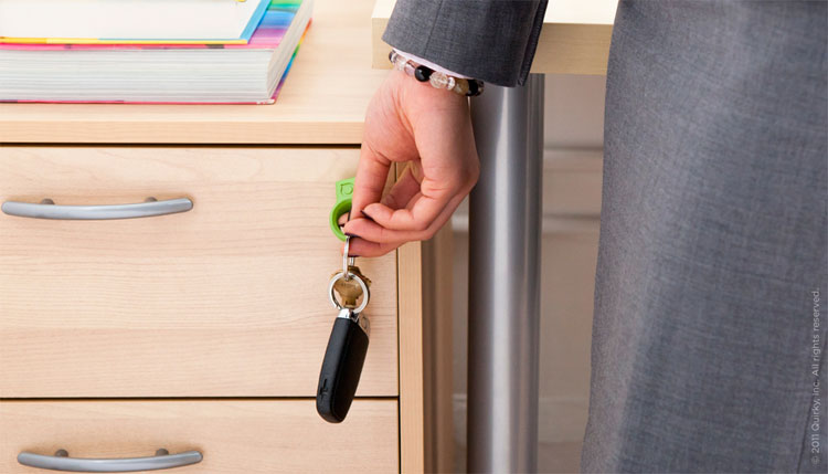 Drawer Lock With Magnet Key