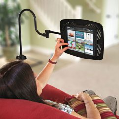 Ipad Stand For Chair Wedding Covers North East Floor Tablet Holder