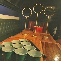 Amazon Kitchen Table Best Sink Material Harry Potter Quidditch Beer Pong