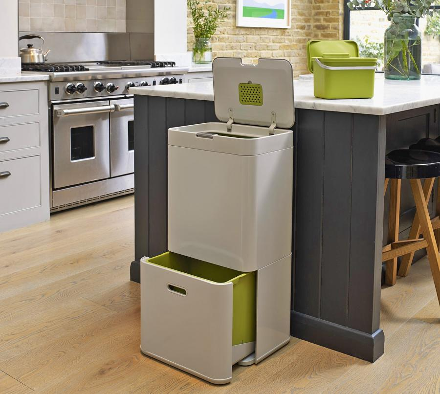 Intelligent Waste AllInOne Garbage Recycling and Food