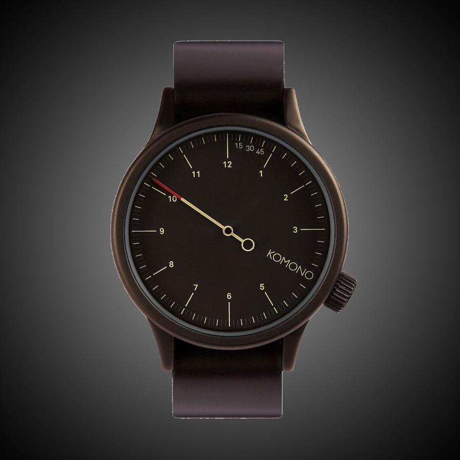 Komono The One Handed Watch