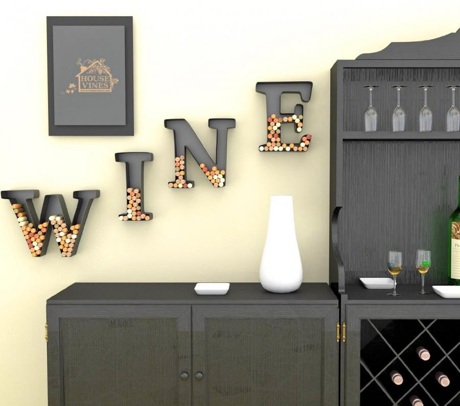 These Giant Letters Are The Coolest Way To Store Your Used