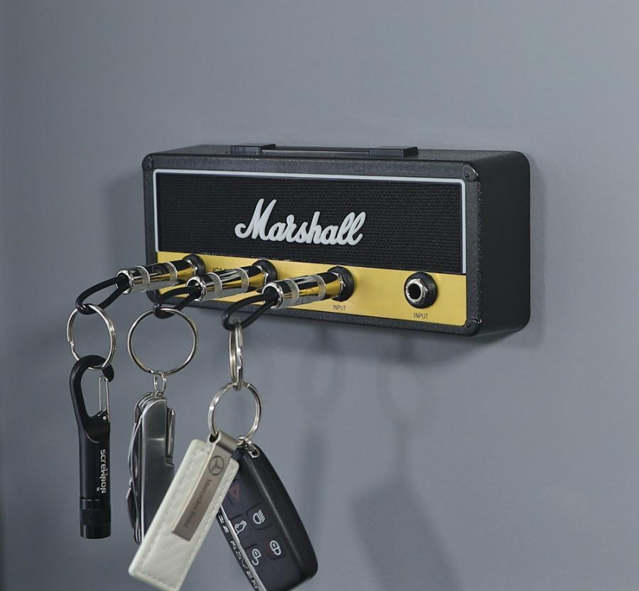Marshall Amplifier Key Holder