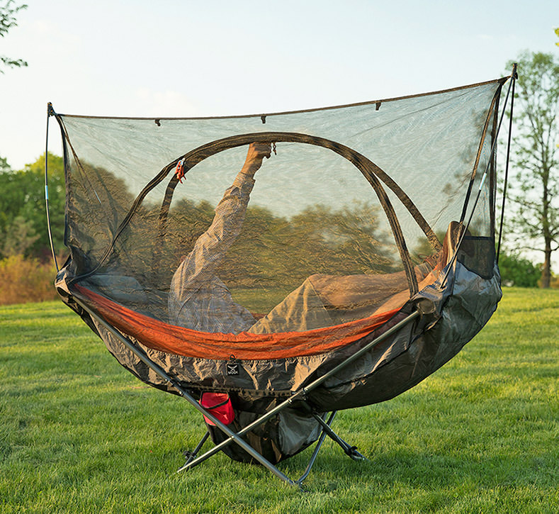 Mock One A Compact Folding Hammock Chair