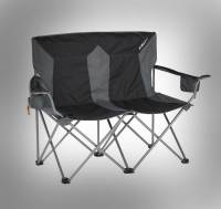 Outdoor Folding Love Seat Lawnchair