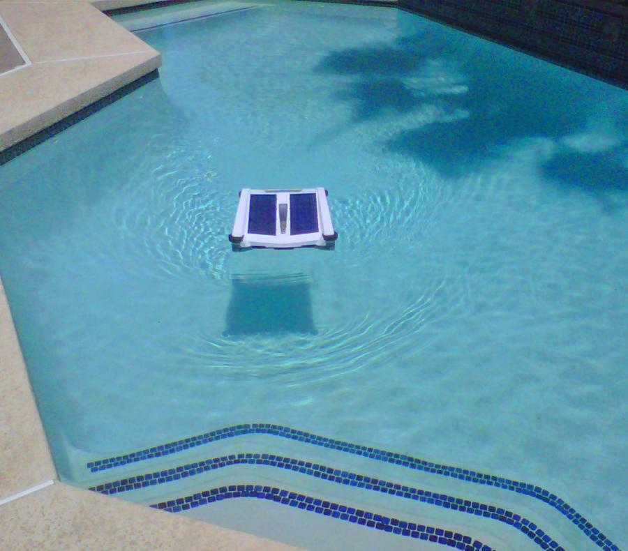 outdoors kitchen 4 hole faucets solar breeze powered robotic pool skimmer