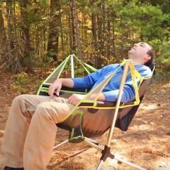 Kid Camping Chair Modern Vanity Stargaze Recliner: A That Swings And Reclines