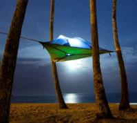 Tentsile Tree Tent: A Hovering Hammock Tent That Connects ...