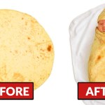 There S A Tortilla Baby Swaddle Blanket That Turns Your Baby Into A Burrito
