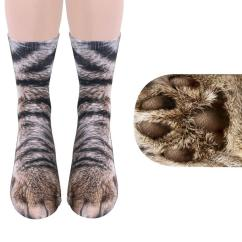 Amazing Kitchen Gadgets Pull Out Faucets Animal Feet Socks: Socks Turn Your Into Paws
