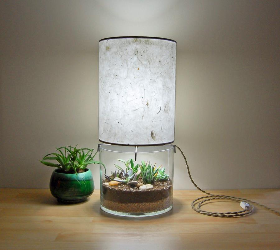 Tall Desk Lamp