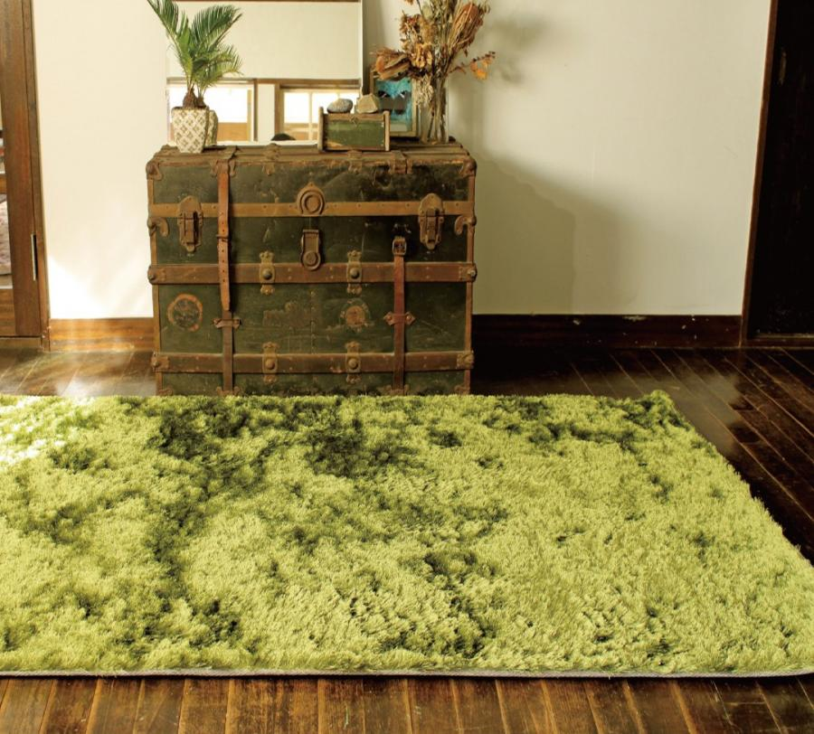 Grass Rug A Rug That Looks Like Its Made From Grass