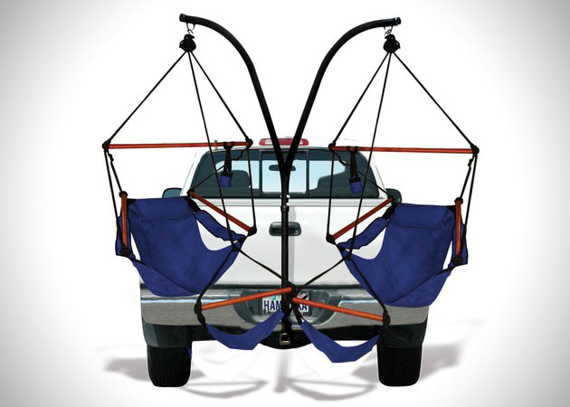 Hammaka A Trailer Hitch Dual Hammock Chair Set