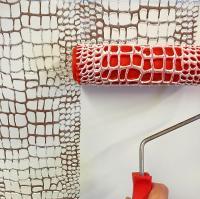 3D Brick Pattern Paint Roller - Brick Pattern Concrete Stamper