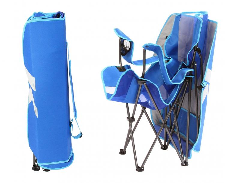 Canopy Chair Lawn Chair With A RainSun Guard