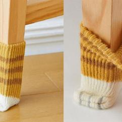 Feet For Chairs Baby Folding Chair With Tray Cat Paw Socks Protect Your Floors From Getting Scratched
