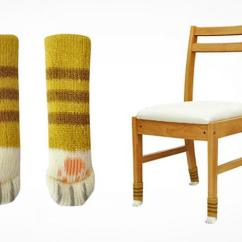 Feet For Chairs Revolving Chair Hydraulic Cat Paw Socks Protect Your Floors From Getting Scratched
