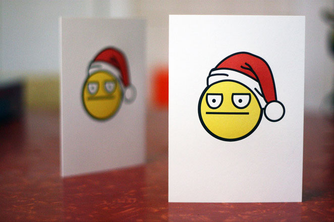 Have A Christmas A Non Emotional Christmas Card