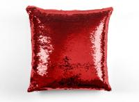 Nicolas Cage Sequin Pillow Reveals Nicolas Cage's Face