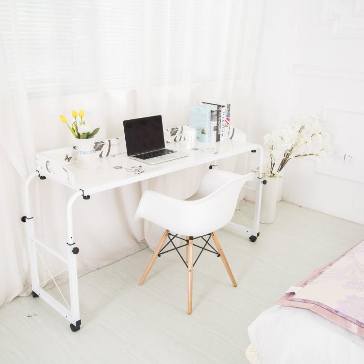 OverBed Sliding Table Lets You Work and Eat In Bed
