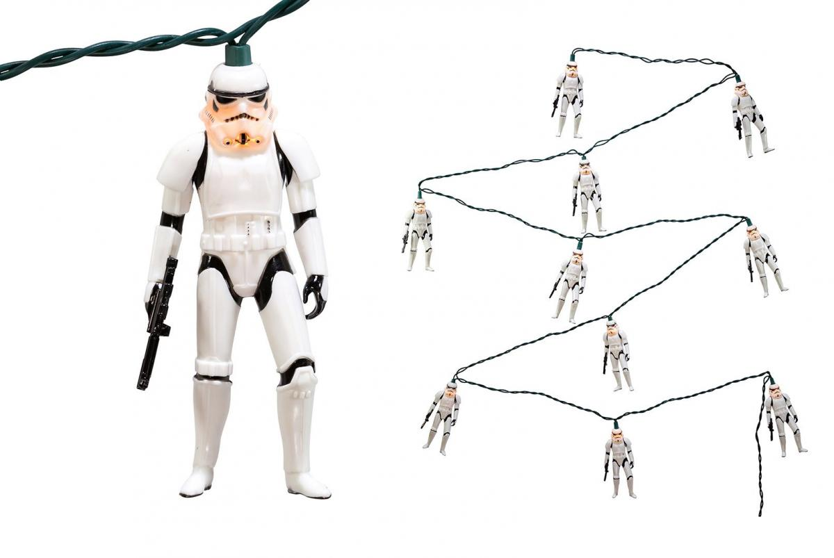 These Star Wars String Lights Deserve A Spot On Every