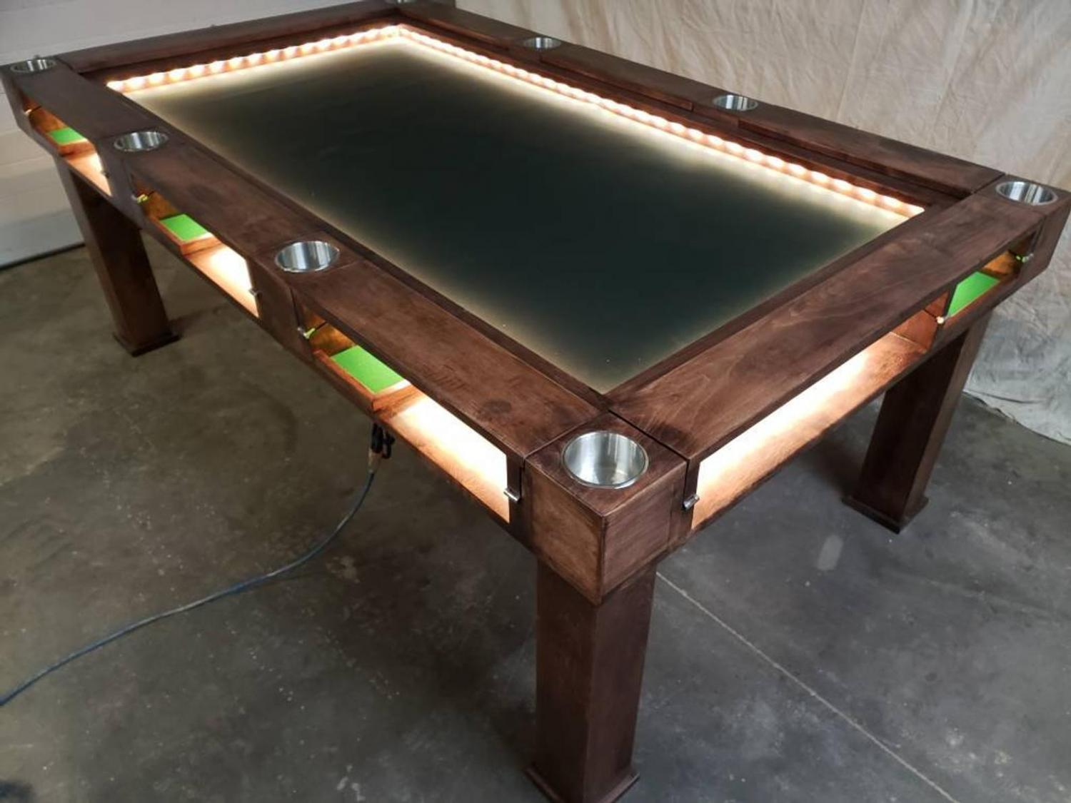 The Ultimate Board Game Table
