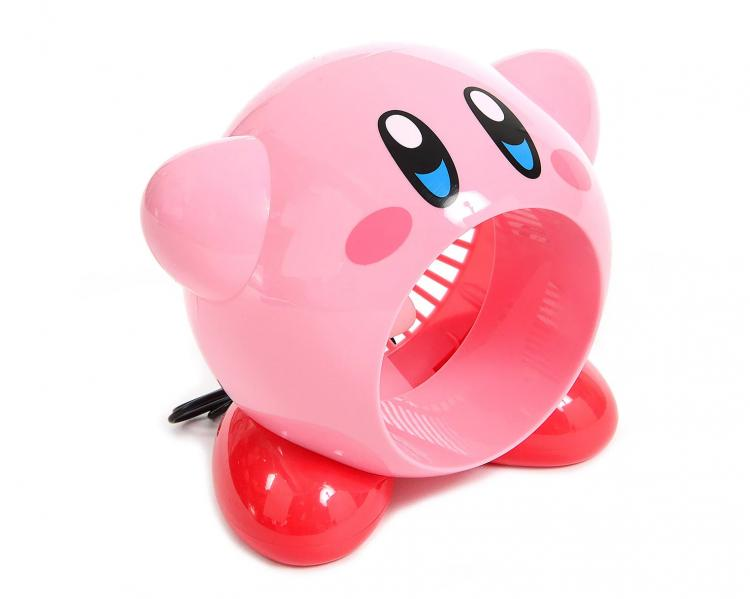 there s a kirby fan and the design of