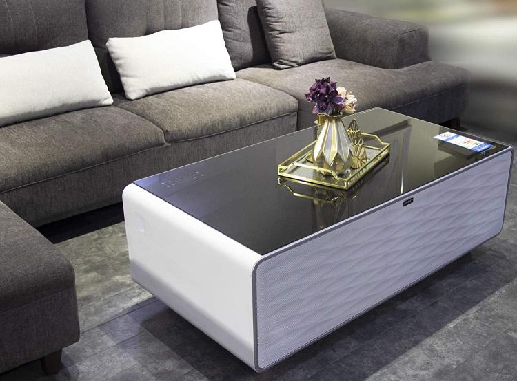 the ultimate coffee table with built in