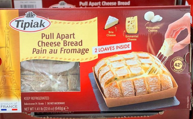 You Can Now Enjoy Pull Apart Cheese Bread That S Ready In
