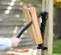 Wall Mounted Log Splitter