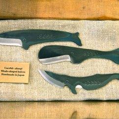 Kitchen Knife Sharpener Decorative Tiles For Backsplash Whale Shaped