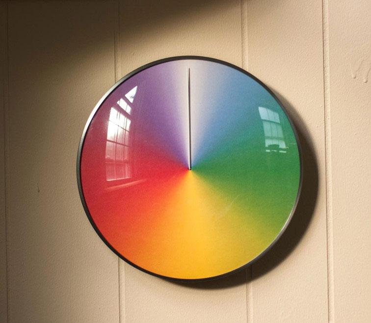 kitchen wall clock fan cover year long
