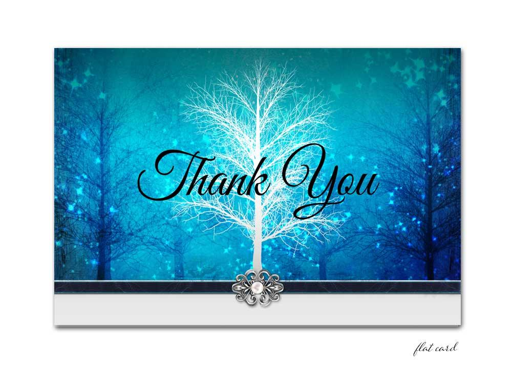 Holiday Thank You Cards Flat Archives Odd Lot Paperie