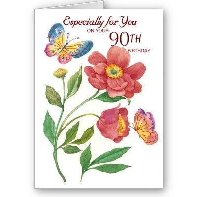 Birthday Cards For Grandmother Fern
