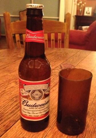 Beer Bottle Glass