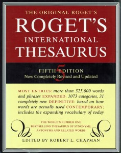 Rogets-Thesaurus