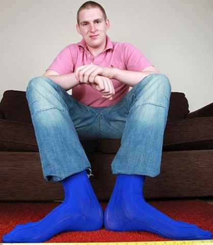 big feet 5