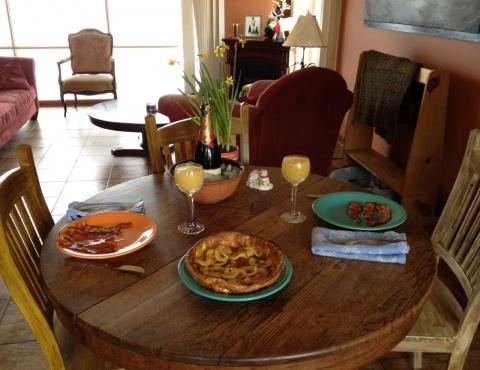 Downton Abbey Breakfast