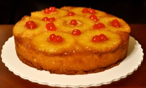 Pineapple-upside-down-cake