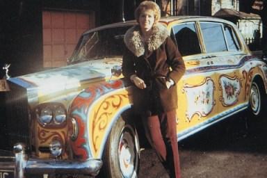 Beatles-car