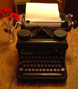 Tyoewriter