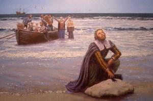 The-Pilgrims-Landing