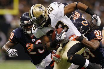Chicago Bears v New Orleans Saints